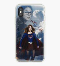 Design - Kara/Melissa Benoist  iPhone Case