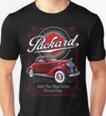 Packard Shirt Packard Motor Car Company Tshirt Unisex T-Shirt