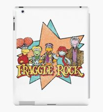 Fraggle Rock Fraggles Vintage Distressed 80s Faded iPad Case/Skin