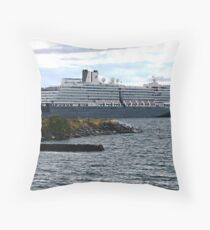 Oosterdam (1) Throw Pillow