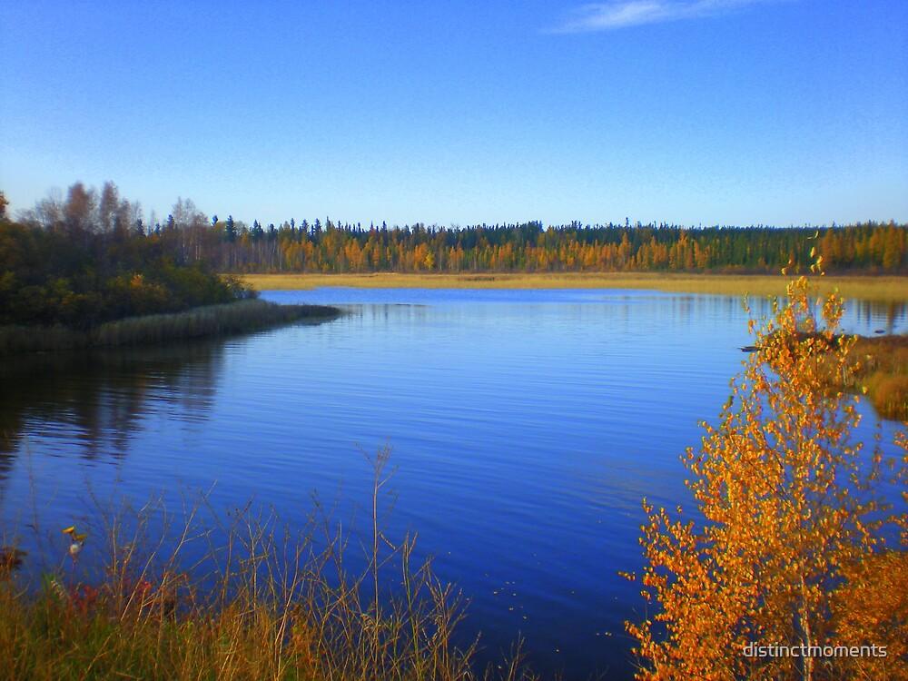 Saskatchewan Lake by distinctmoments