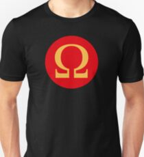 Omega Man Unisex T-Shirt