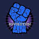 Revolution  by Dark Dad Dudz Offensive Outerwear