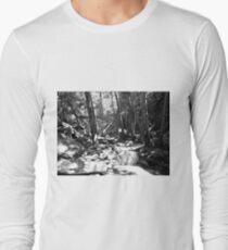 Black And White Landscape 23  Long Sleeve T-Shirt