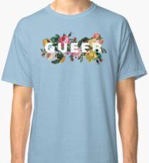Queer (Antique Roses) Classic T-Shirt