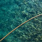 Rope over clear water by TheOtherErre