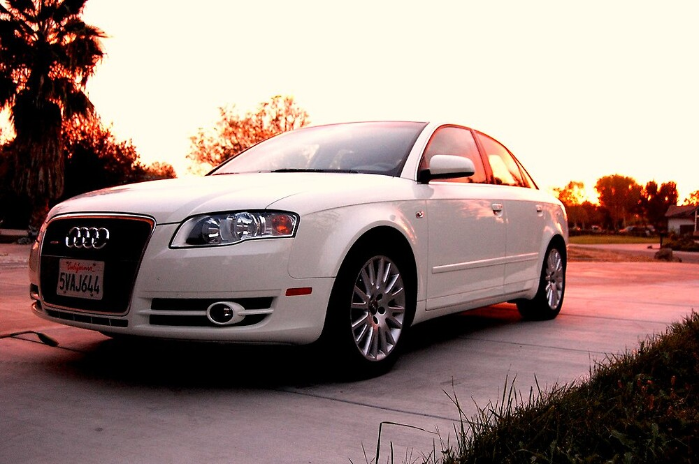 Audi A4 2.0T by Justin Emery