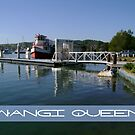 The Wangi Queen Showboat by reflector