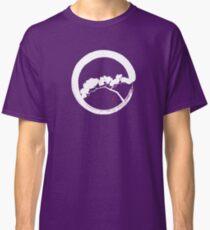 Tree Enso Whte Classic T-Shirt