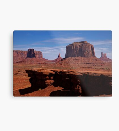 Through The Ages I Exist Metal Print