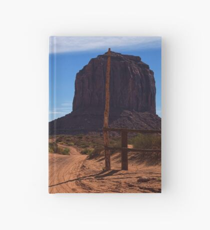 Follow the Road Where Your Heart Leads Hardcover Journal