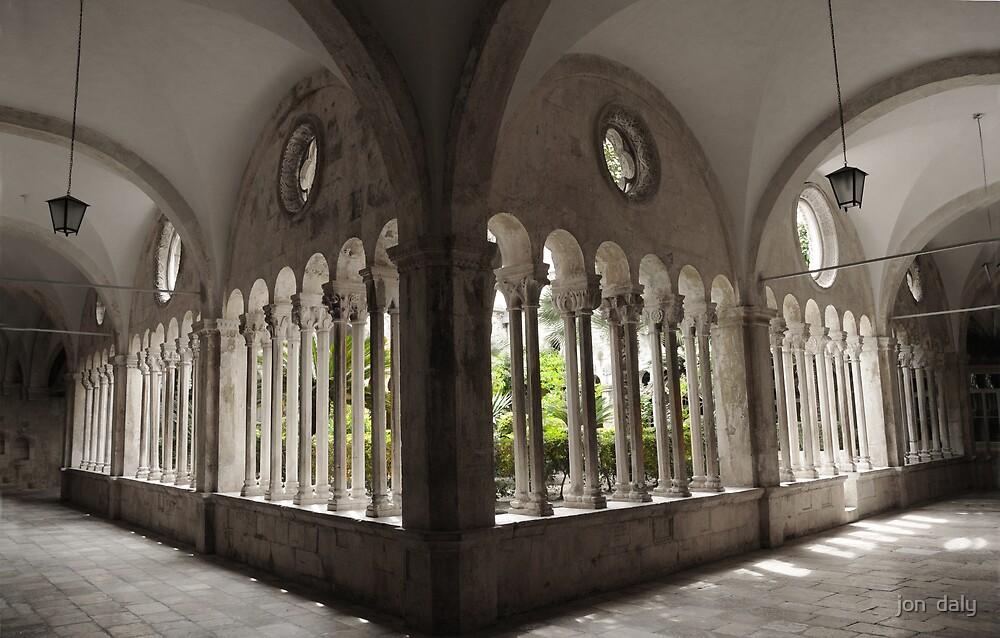 Cloisters by jon  daly