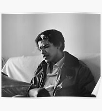 Young Obama  Poster
