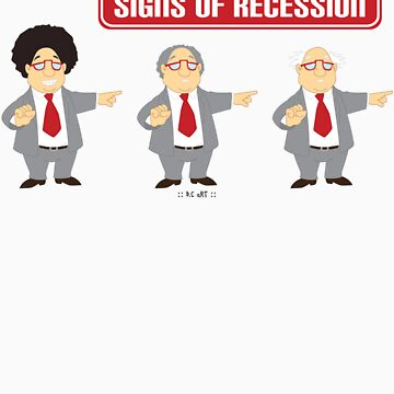 Signs of Recession - By D.C aRT by dennischoong