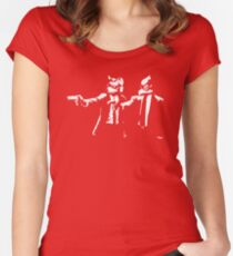 Pulp Spacies Women's Fitted Scoop T-Shirt