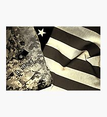 U.S. Marines Photographic Print