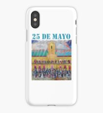 25 de mayo de 1810 IV iPhone Case