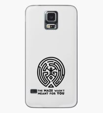 Westworld - The Maze Wasn't Meant For You Case/Skin for Samsung Galaxy