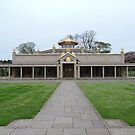 Buddhist Temple for World Peace by CreativeEm