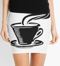 coffee  Mini Skirt