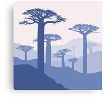 Baobab - The Tree of Life Canvas Print
