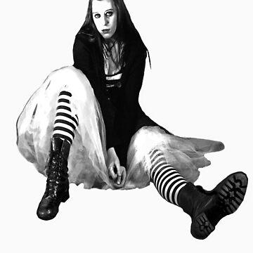Punk Chick by KellyJo
