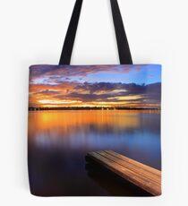 Swan River Jetty - Western Australia  Tote Bag