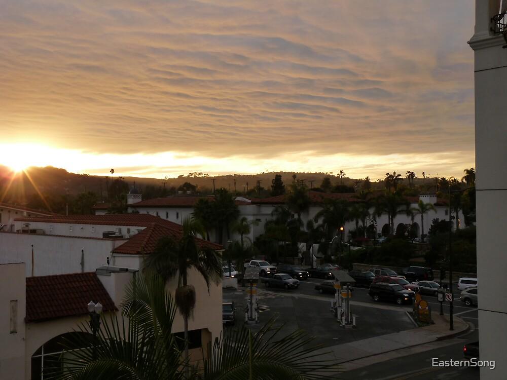 Santa Barbara (the trafic makes it beautiful) by EasternSong