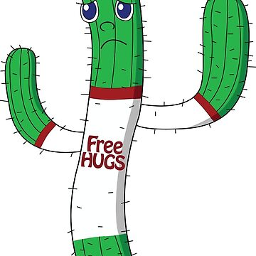 Huggy Cactus by ck1nce
