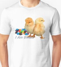 I Am Sweet! - Chicks & Jelly Beans T-Shirt