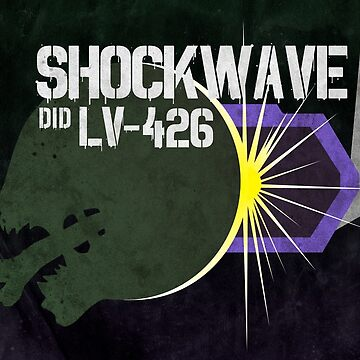 SHOCKWAVE DID LV-426 by CreatureCorp