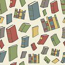 Books, Books, Books by Pamela Maxwell