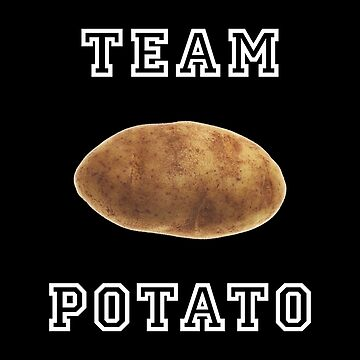 Team Potato by PookieDear