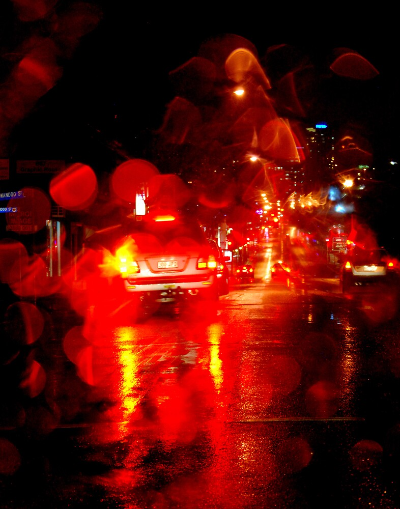 Red Light District by Elizaday