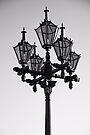 Finnish Street Lamp by Renee Hubbard Fine Art Photography