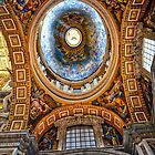 St. Peter's Basilica - Italy by Lauren Galanty