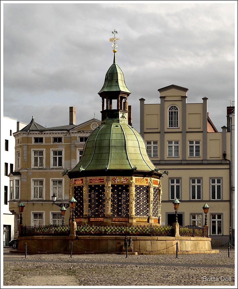 Beautiful Wismar by Britta Döll