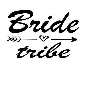 BRIDE TRIBE by torreybelle