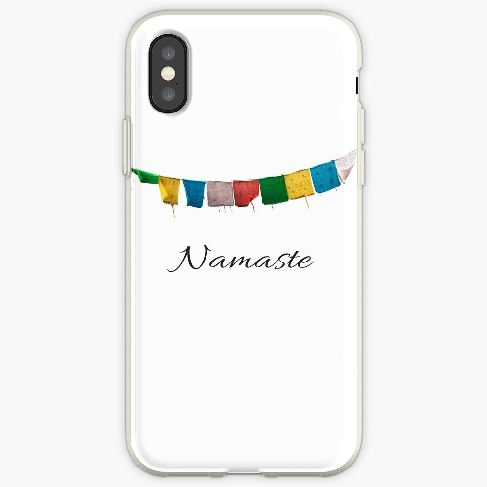 Namaste to you iPhone Case & Cover