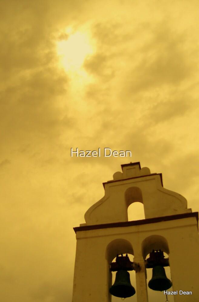 Cloudy Sky by Hazel Dean