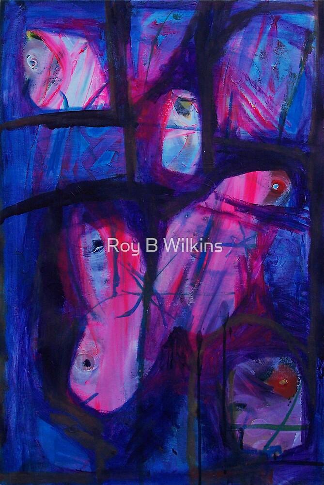 Pond Life by Roy B Wilkins