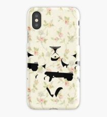Clone Trooper Flowers iPhone Case