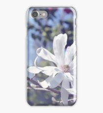Luminous Star Magnolia iPhone Case/Skin