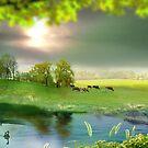 Spring Pond II by Igor Zenin
