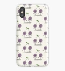 Couple of sweet grapes iPhone Case