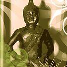 Buddha Poster by valizi