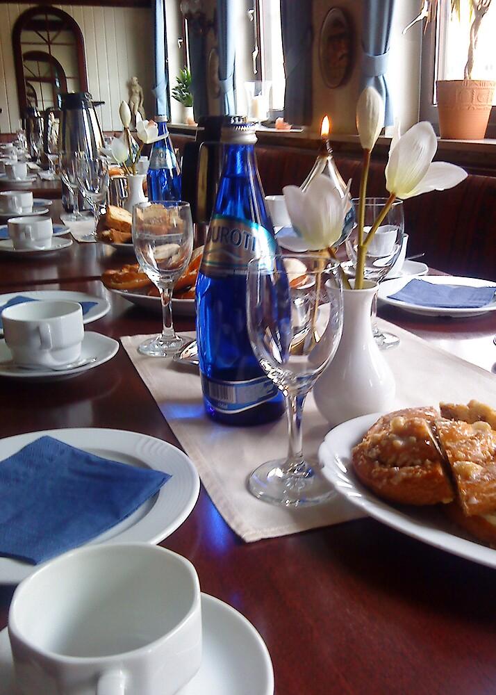 Dinning room by Syrtaki