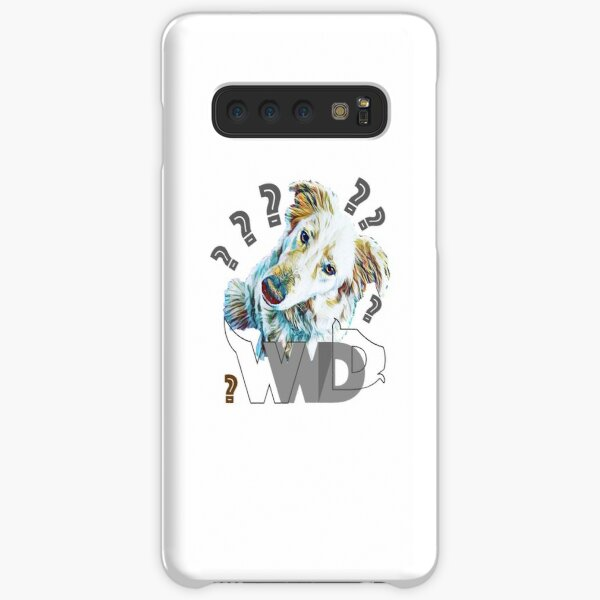What Would Dogs Do? Mascot  Samsung Galaxy Snap Case