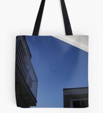 morning moon Tote Bag