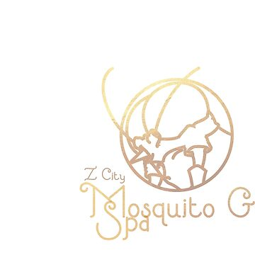 One Punch Man - Z City - Mosquito Girl Spa by MountainFold